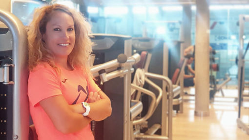 Silvia Cabanillas - Instructora Zumba i Fitness